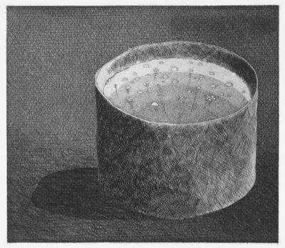 David Hockney, 'The Pot Boiling', 1969