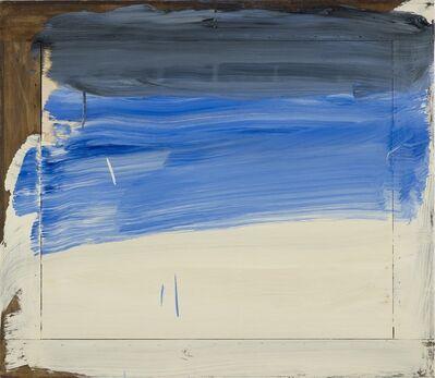 Howard Hodgkin, 'Seaside', 2011-2013