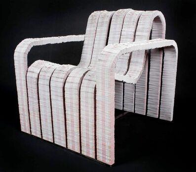 Benjamin Rollins Caldwell, 'Deuces Wild Chair', 2010