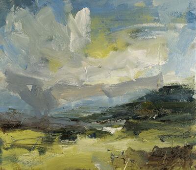 Louise Balaam, 'Bright sky (Carni Ingli)', 2019