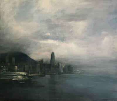 Benjamin Warner, 'Morning, Hong Kong Harbour', 2018