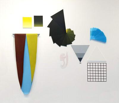 Alicia Herrero, 'Sustancias, ritmos e instrumentos', 2019
