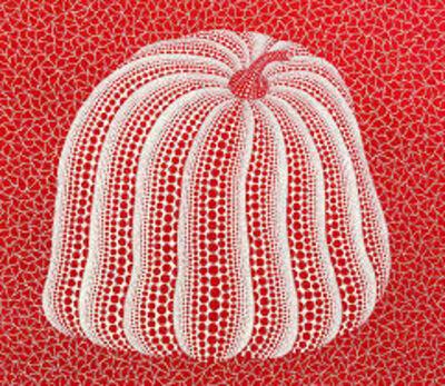 Yayoi Kusama, 'Red Pumpkin', 1994