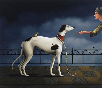 Deborah Van Auten, 'Greyhound', 2015