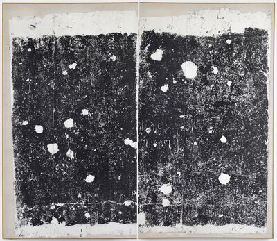 Giancarlo Scaglia, 'Stellar Aéreo 11 and 12 (diptych)', 2015