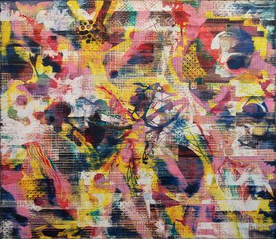 Jordan Broadworth, 'Scoured Irregular', 2015