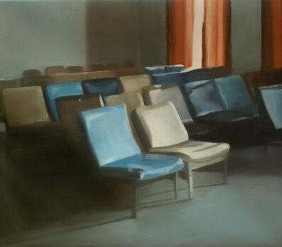 Paul Winstanley, 'Study for Viewing Room 2', 1997