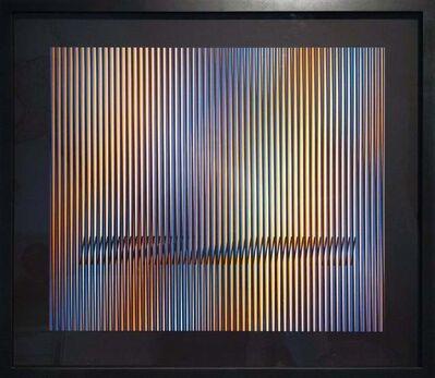 Carlos Cruz-Diez, 'Abstract Composition 3', 2015