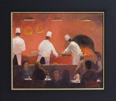 Jacqueline Fowler, ''Pizza Chefs' ', 2014