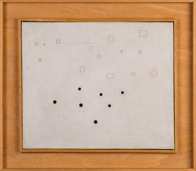 """Georges Koskas, '""""Carrés et points""""', ca. 1950"""