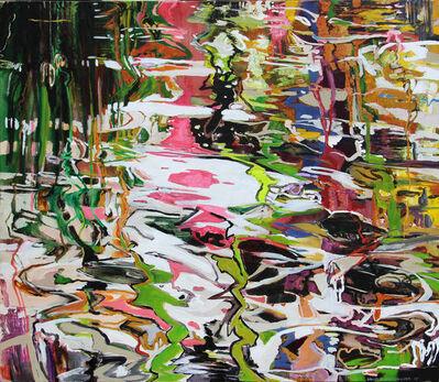 David Alexander, 'Return of Flamingos', 2015