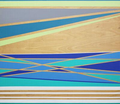 Michele Kishita, 'Midsummer, High Tide', 2014