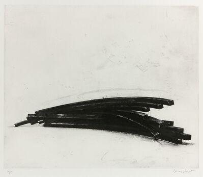 Bernar Venet, 'Effondrement: Arcs I', 2013