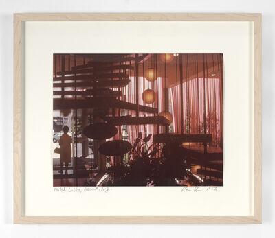 Dan Graham, 'Motel / Hotel, Newark', 1967