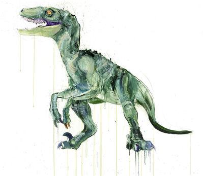 Dave White, 'Deinonychus (Velociraptor)', 2020