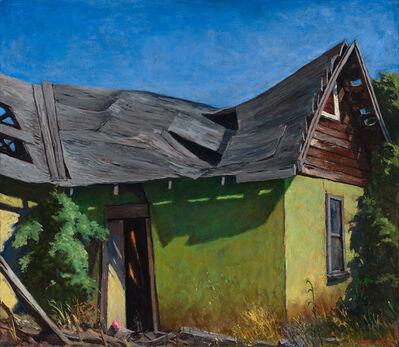 Mark Beck, 'Crumbling House', 2018