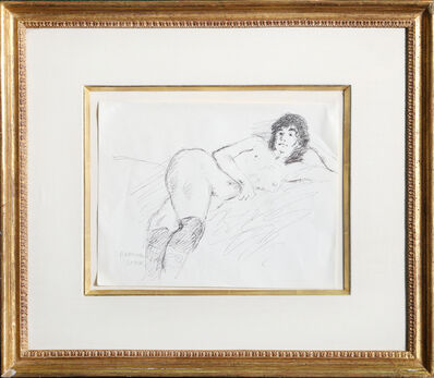 Raphael Soyer, 'Untitled - Nude Study I', ca. 1970