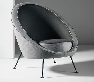 Ico Parisi, ''Uovo' chair, model no. 813', c. 1953