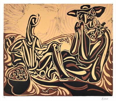 Pablo Picasso, 'Les vendangeurs (The Grape Harvesters)', 1959