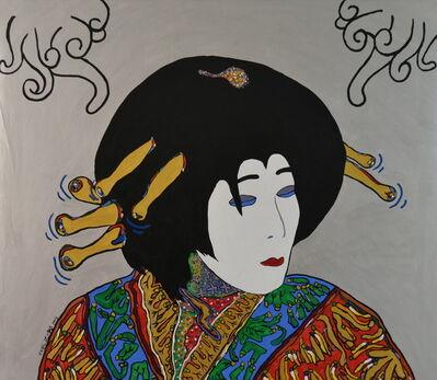 Carlos Zerpa, 'Kabuki Silver', 2013