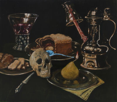 Jan van Imschoot, 'La crème de tartre hollywoodien', 2020