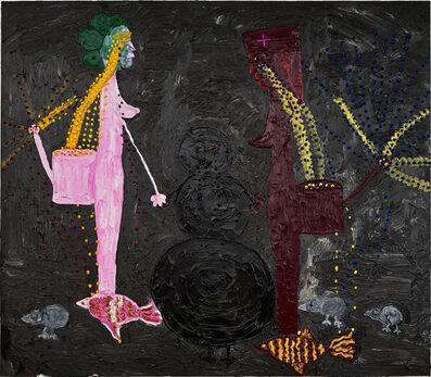 Ecaterina Vrana, 'Omul Negru LA', 2016
