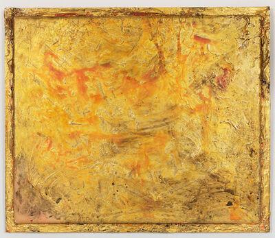 Ben Woolfitt, 'Turbulence Gold', 2015