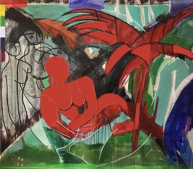 Frank Schroeder, 'Under the Red Tree', 2016
