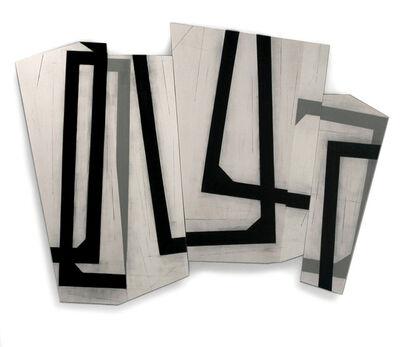Steven Baris, 'Dys/Junctures K1', 2020