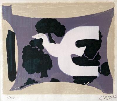 Georges Braque, 'L'atelier,(The Studio)', 1961