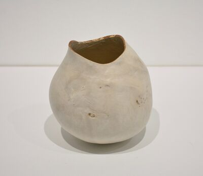 Christian Burchard, 'White Vessel'