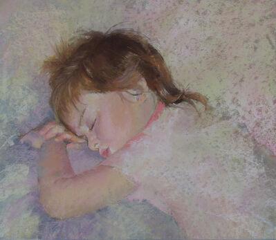 Carolyn Hancock, 'Sleeping Cassett', 2016