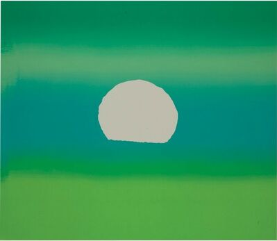 Andy Warhol, ' Sunset by Andy Warhol', 1972