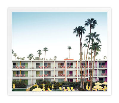 Ludwig Favre, 'Palm Springs Hotel', 2015
