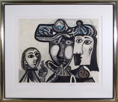 e2fbb533a56 Pablo Picasso  Lithographs - For Sale on Artsy