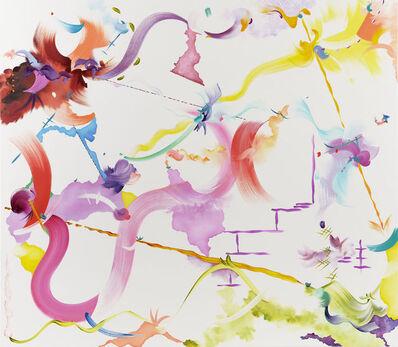 Fiona Rae, 'Abstract 8', 2020