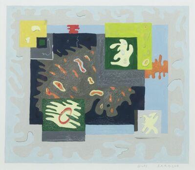 Giles Laroche, 'Arrangement of lichens and Algae', ca. 2012