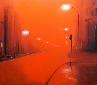 Sigrid Nienstedt, 'Roter Nebel', 2012