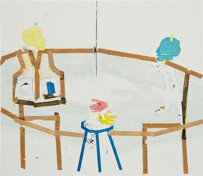 Magnus Plessen, 'Spiel (Play)', 2009
