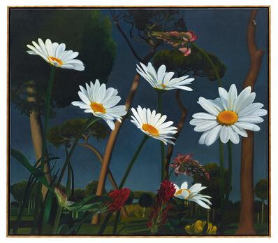 Karin Kneffel, 'Ohne Titel (Feldblumen)', 1998