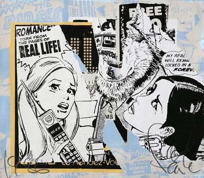 FAILE, 'Real Life and Yellow Pages', 2006