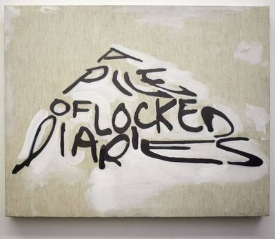 T. Kelly Mason, 'A Pile of Locked Diaries', 2008