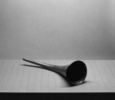 Ricarda Roggan, 'Apokryphen (Ludwig van Beethoven, Hörgerät 2)', 2015