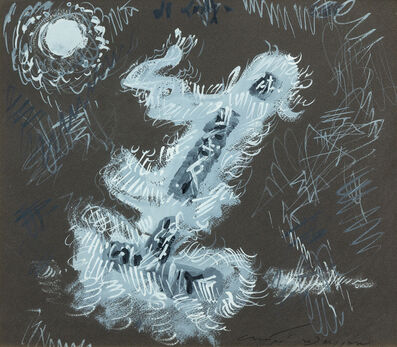 André Masson, 'Dancing Figure'