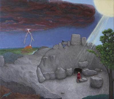 Jacob Willer, 'Elijah on the Mountain', 2014