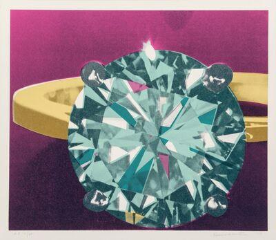 Richard Bernstein, 'Diamond', 1978