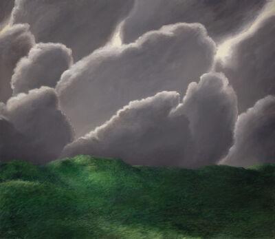 April Gornik, 'Untitled (Yellow Wind)', 1982
