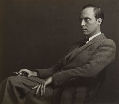 Edward Weston, 'Portrait No. 25', 1934