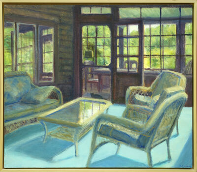 Margaret Leveson, 'Summer Porch', 2015