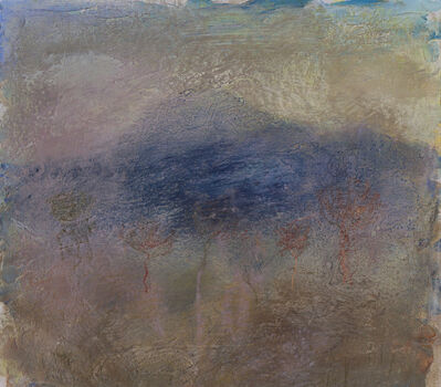 Nicholas Herbert, 'Landscape L1133 - Amalfi Series, View Towards Vesuvius (in the Pompeian style) ', 2018
